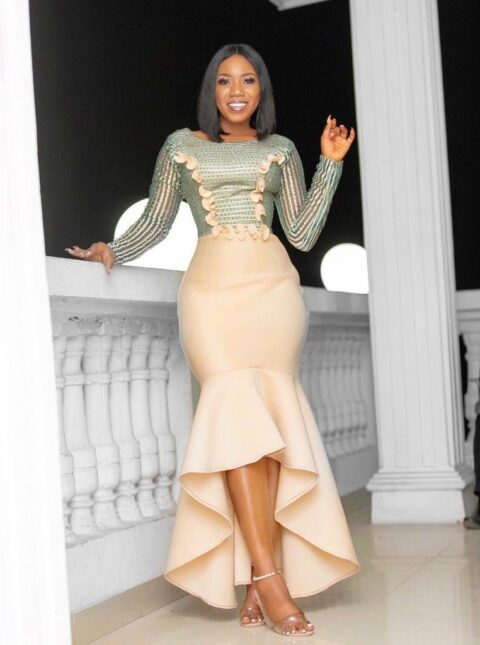 Make That Grand Entrance With These Mind-blowing And Stunning Wedding Guest Outfits - Wedding Digest Naija Blog