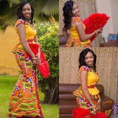 Stunning Ways Kente Traditional Attire Can Change Your Style - MOMO AFRICA