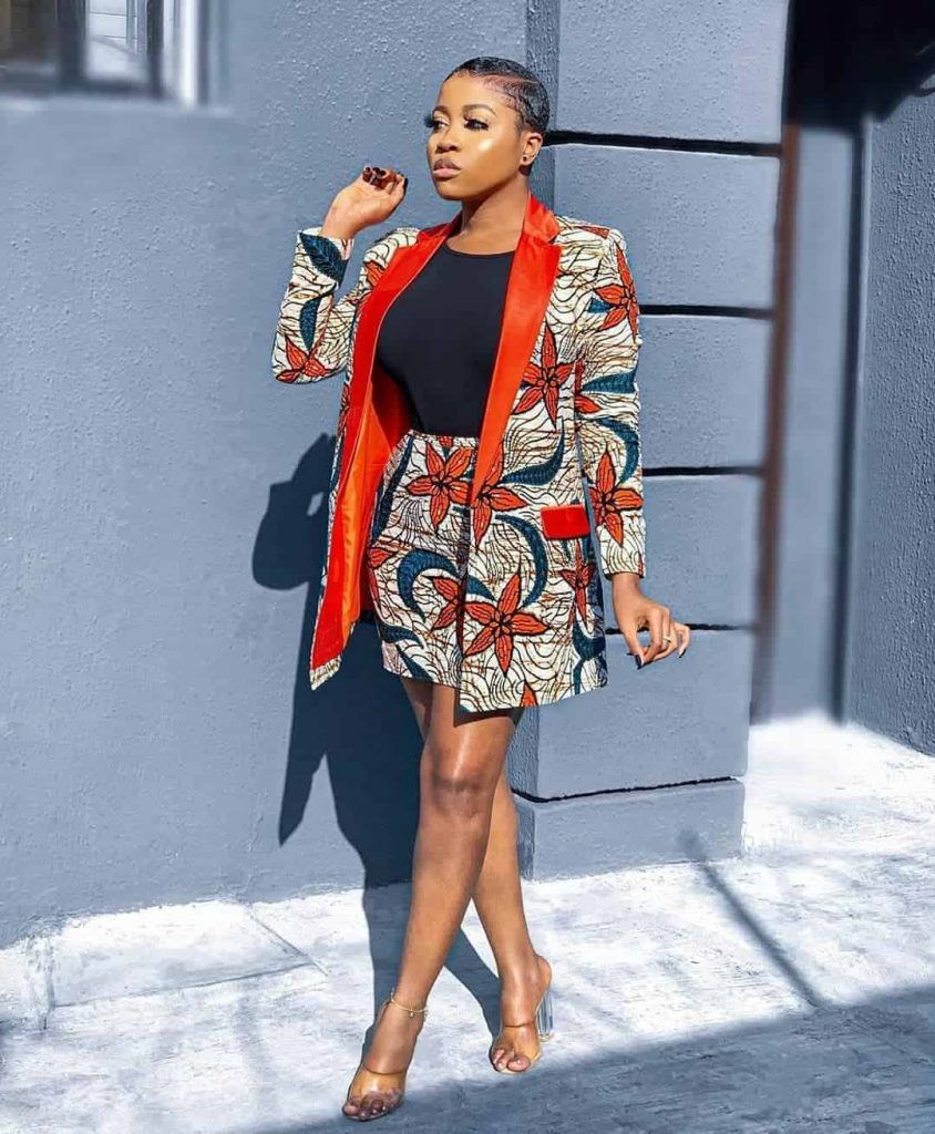 16 PHOTS_ Exclusive African Dresses For Women - Ankara Styles 2021 (1)