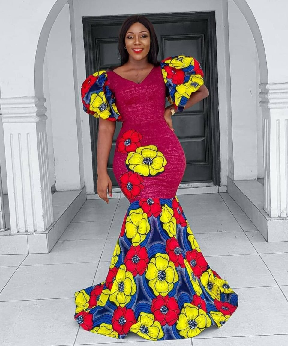 LADIES ANKARA NEW STYLES FOR OUTING