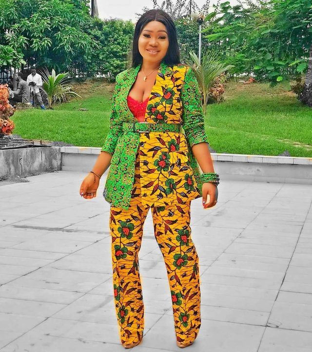 You Need Any Of These 10 Ankara Styles For Slaying _ – A Million Styles (1)